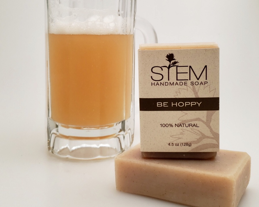 Be Hoppy Bar Soap